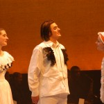 Penny (Miriam Augsburger), Ugly (Ben Noll) and Ida (Jessica Davdi