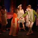 Theo (Sammy Rosario), Band of Players (Stephanie Hollenberg, Rachel Mast, Lindsay Sherburn, Billy Funk),  Catherine (Allison Yoder), Pippin (Patrick Ressler)
