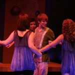 Band of Players (Vanessa Hofer, Stephanie Hollenberg), Pippin (Patrick Ressler)