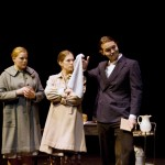 Mrs. Peters (Clare Maxwell), Mrs. Hale (Kristina Mast), County Attorney (Josh Hofer)